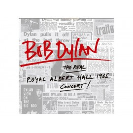 The Real Royal Albert Hall 1966 Concert! Bob Dylan 2 CDS - Envío Gratuito