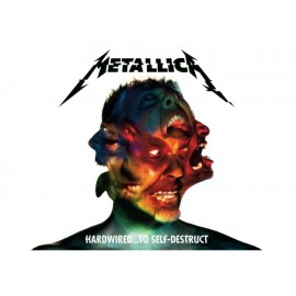 Metallica Hardwired To Self Destruct CD 2 - Envío Gratuito