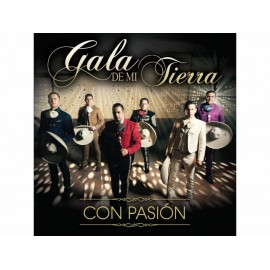 Gala de Mi Tierra Con Pasión CD - Envío Gratuito