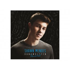 Shawn Mendes Handwritten CD - Envío Gratuito
