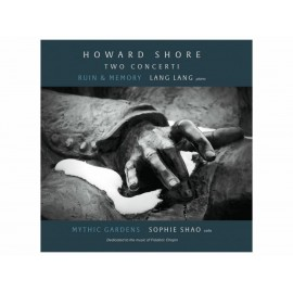 Two Concert Howard Shore Lang Lang CD - Envío Gratuito