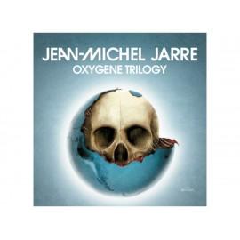 Oxygene Trilogy Jean Michel Jarre 3 CDS - Envío Gratuito