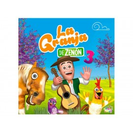 La Granja de Zenón 3 CDS + DVD - Envío Gratuito