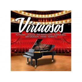 Virtuosos 2 CDS + DVD - Envío Gratuito