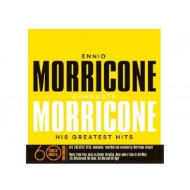 Greatest Hits Ennio Morricone CD - Envío Gratuito