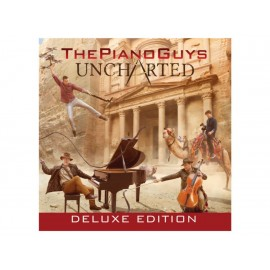 Uncharted The Piano Guys Deluxe CD + DVD - Envío Gratuito
