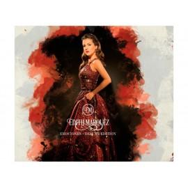 Emociones de Luxe Edith Márquez 2 CDS + DVD - Envío Gratuito