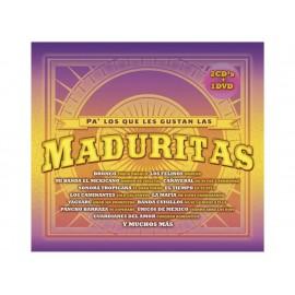 Pa' los que les Gustan las Maduritas 2 CDS + DVD - Envío Gratuito