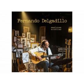 Sesiones Acústicas Fernando Delgadillo CD+DVD - Envío Gratuito