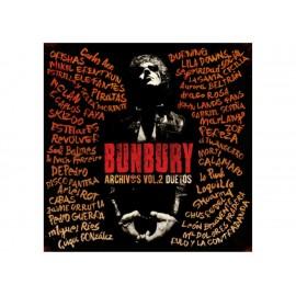 Bunbury Archivos Volumen 2 Duetos CD3 - Envío Gratuito