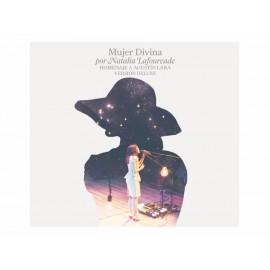 Sony Music Natalia Lafourcade Mujer Divina CD + DVD - Envío Gratuito