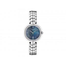 Tissot Belle / New Lady T0942101112100 Reloj para Dama Color Acero - Envío Gratuito