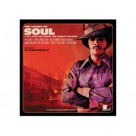 The Legacy of Soul Varios LP - Envío Gratuito
