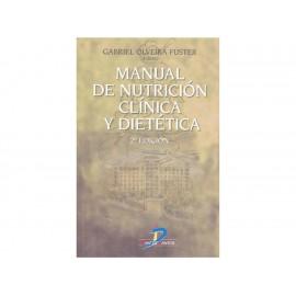 Manual de Nutrición Clínica y Dietética - Envío Gratuito