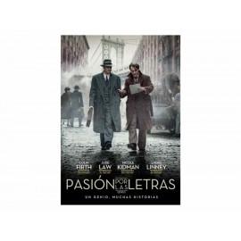 Pasión Por las Letras DVD - Envío Gratuito
