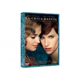 La Chica Danesa DVD - Envío Gratuito