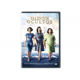 Talentos Ocultos DVD - Envío Gratuito