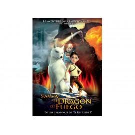 Savva y el Dragón de Fuego DVD - Envío Gratuito