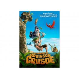 Las Locuras de Robinson Crusoe DVD - Envío Gratuito