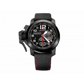Reloj para caballero Graham Chronofighter 2CCBK.B07A.T19N negro - Envío Gratuito