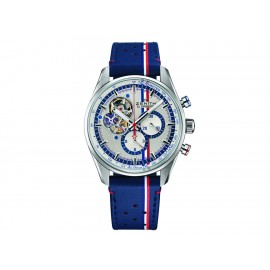 Zenith El Primero Chronomaster Tour Auto Edition 03.2044.4061/01.C746 Reloj para Caballero Color Azul - Envío Gratuito