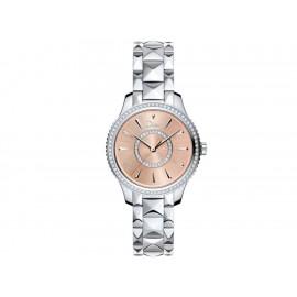 Dior Dior VIII Montaigne CD152510M002 Reloj para Dama Color Gris Acero - Envío Gratuito