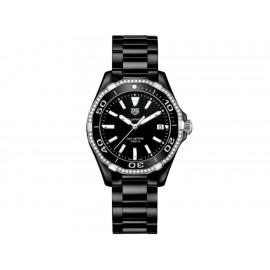 Tag Heuer Aquaracer WAY1395.BH0716 Reloj para Dama Color Negro - Envío Gratuito