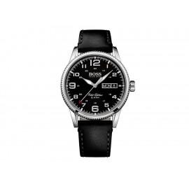 Hugo Boss Pilot SS16 1513330 Reloj para Caballero Color Negro - Envío Gratuito