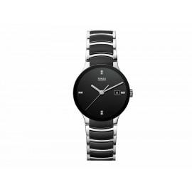 Reloj para caballero Rado Centrix R30941702 negro - Envío Gratuito