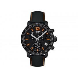Tissot Quickster T0954173605700 Reloj para Caballero Color Negro - Envío Gratuito