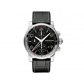 Reloj para caballero Montblanc Timewalker 107336 negro - Envío Gratuito