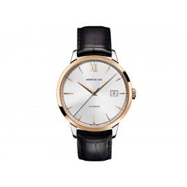Reloj para caballero Montblanc Heritage Spirit 111624 negro - Envío Gratuito