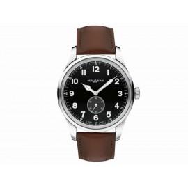 Montblanc 1858 Automatic Small Second 115073 Reloj para Caballero Color Marrón - Envío Gratuito