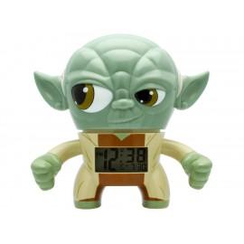 Reloj despertador para niño Bulb Botz DES.2020206 verde - Envío Gratuito