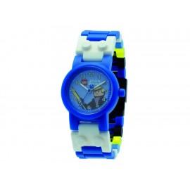 Lego Star Wars 8020356 Reloj para Niño, Color Azul celeste - Envío Gratuito