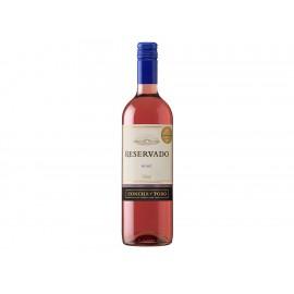 Vino Rosado Concha y Toro Reservado 750 ml - Envío Gratuito