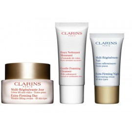 Clarins Set Multi Regenerante Tratamiento Antiedad - Envío Gratuito
