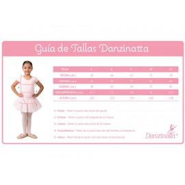 Danzinatta Falda Tipo Ballet para Niña - Envío Gratuito