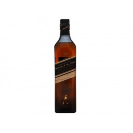 Caja de Whisky Johnnie Walker Double Black 750 ml - Envío Gratuito