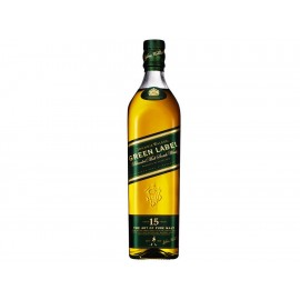 Whisky Johnnie Walker Green Label 700 ml - Envío Gratuito