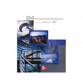 24 Arquitectos Mexicanos Para El Siglo 21 - Envío Gratuito
