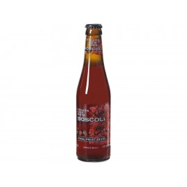 Paquete de 6 Cervezas Cool Fruit Boscoli 330 ml - Envío Gratuito