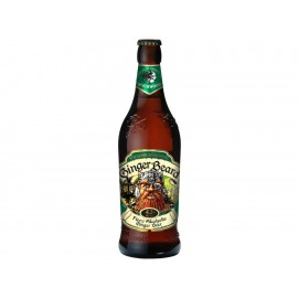 Paquete de 6 cervezas Ginger Beard 500 ml - Envío Gratuito