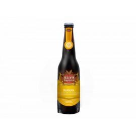 Paquete de 6 cervezas Alpa Imperial Banana 330 ml - Envío Gratuito