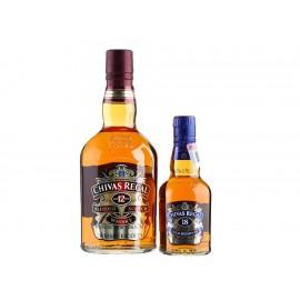 Whisky Chivas Real 12 Años 750 ml - Envío Gratuito