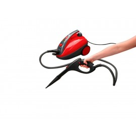 Drit Devil PD20020 Limpiador a Vapor Rojo - Envío Gratuito
