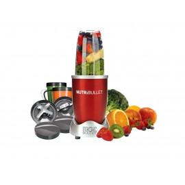 Nutribullet Procesador de Alimentos Delux Rojo - Envío Gratuito